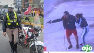 Por presunto triángulo amoroso: tres policías se enfrentan a balazos en Los Olivos