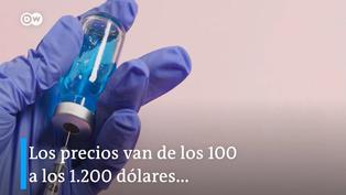 Darknet: El negocio de las vacunas a través de Internet