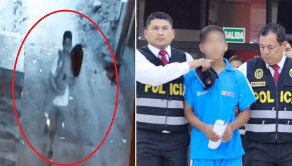 Adolescente que ultrajó y mató a Camilita puede salir libre en año y medio, advierte abogada del padre