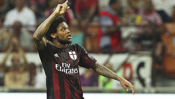 Milan traspasa al delantero brasileño Luiz Adriano al Spartak de Moscú