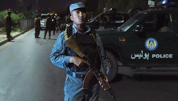 Afganistán: Ataque a universidad deja un muerto y varios heridos