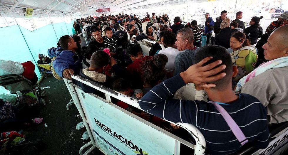 ¿Dónde los venezolanos deben tramitar la visa humanitaria para ingresar al Perú?