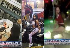 Identifican a una de las venezolanas que estaba junto al 'Sugar daddy' de La Victoria