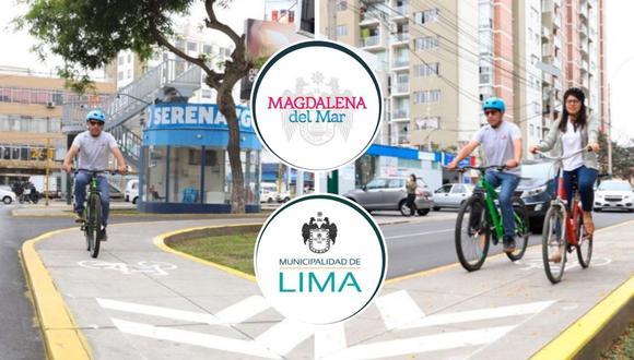 Nueva ciclovía Magdalena