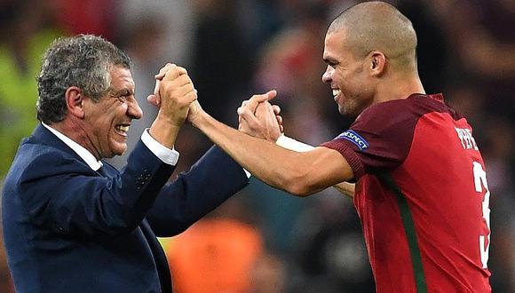 Eurocopa 2016: Pepe está listo para jugar la final