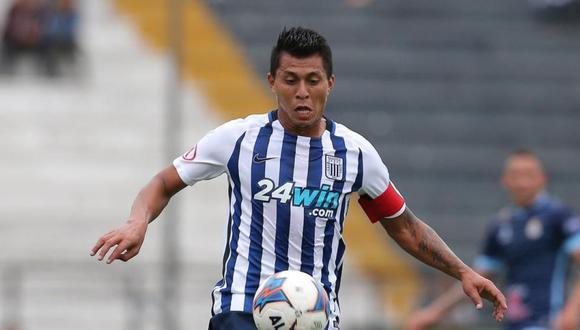 Rinaldo Cruzado no seguirá en Alianza Lima. (Foto: Alianza Lima)