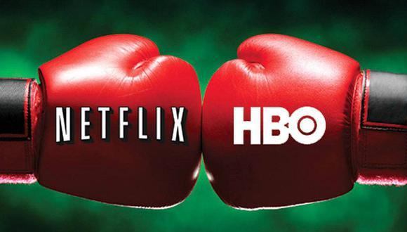 Duelo de HBO y Netflix será con sus grandes series en 2017
