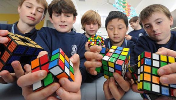 Cubo Rubik: Estos son sus beneficios en el aprendizaje de los niños