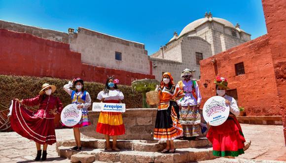 Región se prepara para recibir a turistas como parte de la reactivación (Foto: Gore Arequipa).