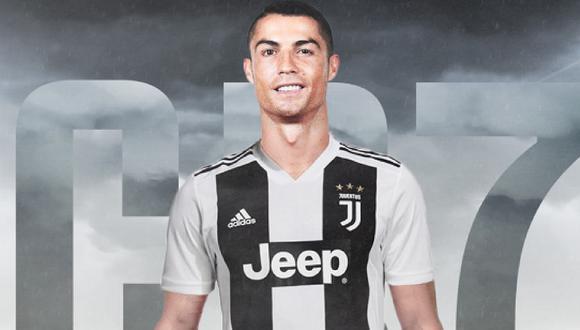OFICIAL: Cristiano Ronaldo deja Real Madrid y firma con Juventus