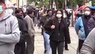 El ente electoral boliviano reporta una jornada tranquila