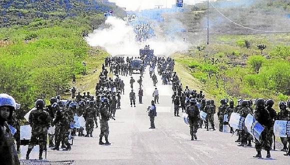 'Baguazo': Absuelven a 52 nativos procesados por muerte de 12 policías