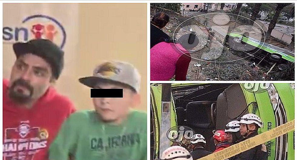 Cerro San Cristobal: niño chileno por fin es dado de alta tras accidente