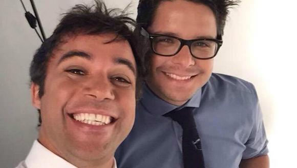 5 programas en los que Gian Piero Díaz y Renzo Schuller hicieron dupla