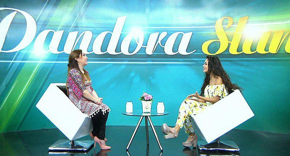 ¡HOY! Mayra Goñi se confiesa en Pandora Slam
