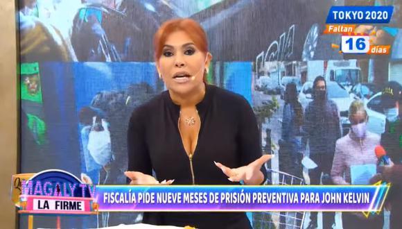 La periodista arremetió contra las conductoras de televisión de las mañanas. Foto: ATV