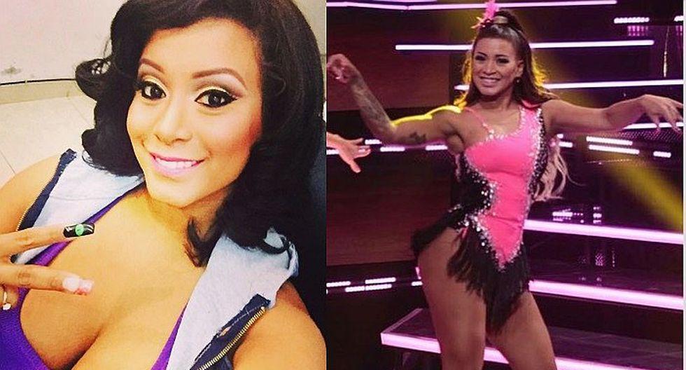 Paula Arias muestra su evidente cambio físico: El antes y después de la salsera  │ FOTOS
