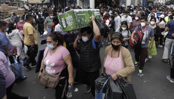 El Minsa indicó que aún hay quienes insisten en violar las normas para prevenir contagios del COVID-19. (Foto: GEC)