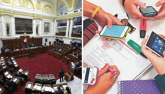 Año escolar: quieren prohibir celulares en colegios para alumnos y maestros