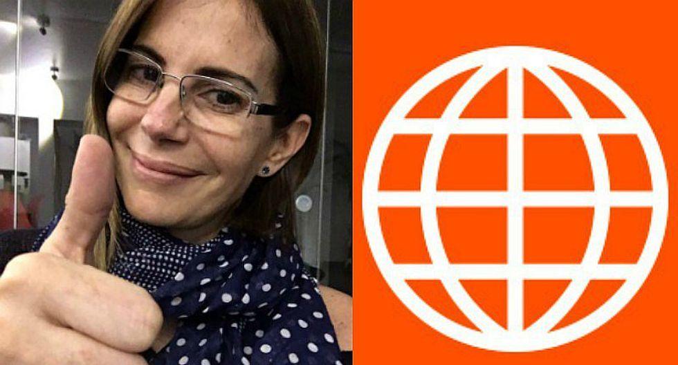 ¡Imparable! Karina Calmet vuelve a enviar letal mensaje a América TV