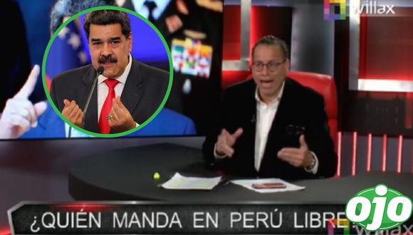 Phillip Butters hace llamado a venezolanos en nuestro país. Foto: (Willax   Reuters).