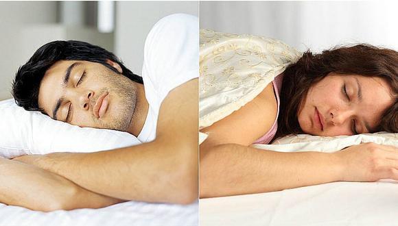 ¿Qué sueñan los hombres y las mujeres? Este estudio te sorprenderá