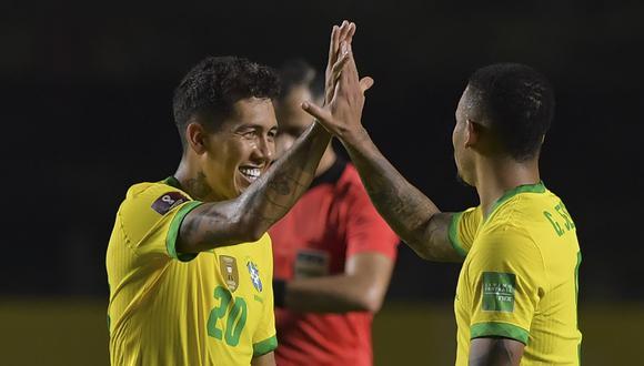 Brasil lidera las Eliminatorias con puntaje perfecto. (Foto: AFP)