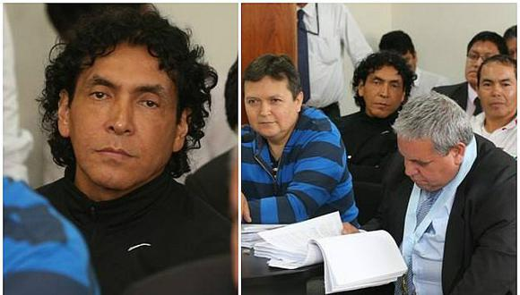 """""""Peter Ferrari"""": realizan audiencia de detención preliminar contra el """"Rey del Oro"""" (FOTOS)"""