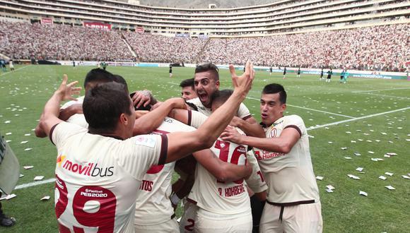 Universitario de Deportes queda libre de una deuda con la SUNAT por 13.9 millones de soles. (Foto: GEC)