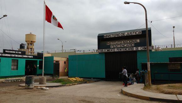 El sujeto fue internado en el penal de Cambio Puente, en Chimbote, Áncash. (Foto: GEC)