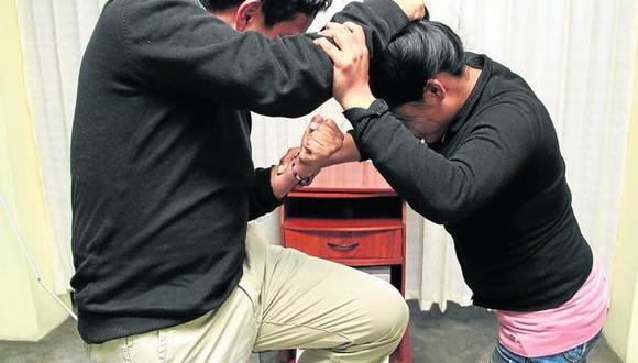 Arequipa: Alcoholizado sujeto golpeó brutalmente a su pareja porque bailó con un amigo durante una yunsa (Foto: archivo)