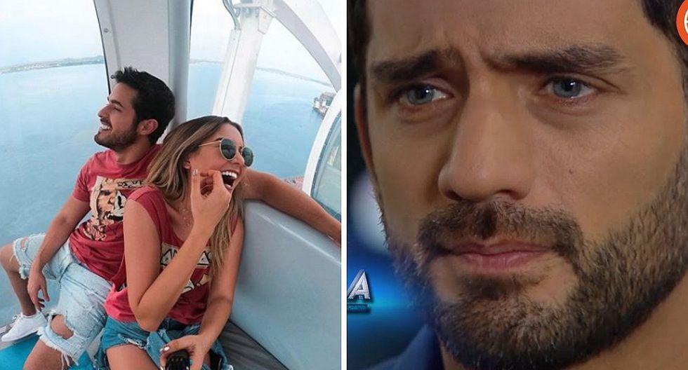 Esto es lo que dijo Pablo Heredia sobre el presunto romance entre Alessandra Fuller y Andrés Vílchez