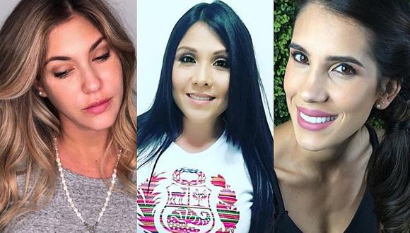 3 famosas peruanas mostraron con orgullo cómo dan de lactar a sus bebés