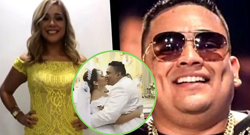 Esposa de Josimar dice tener vergüenza al escuchar sobre supuesto romance de Josimar y su bailarina   VÍDEO