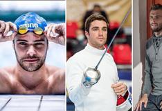 Tokio 2020: Conoce a los atletas más guapos de los Juegos Olímpicos   FOTOS