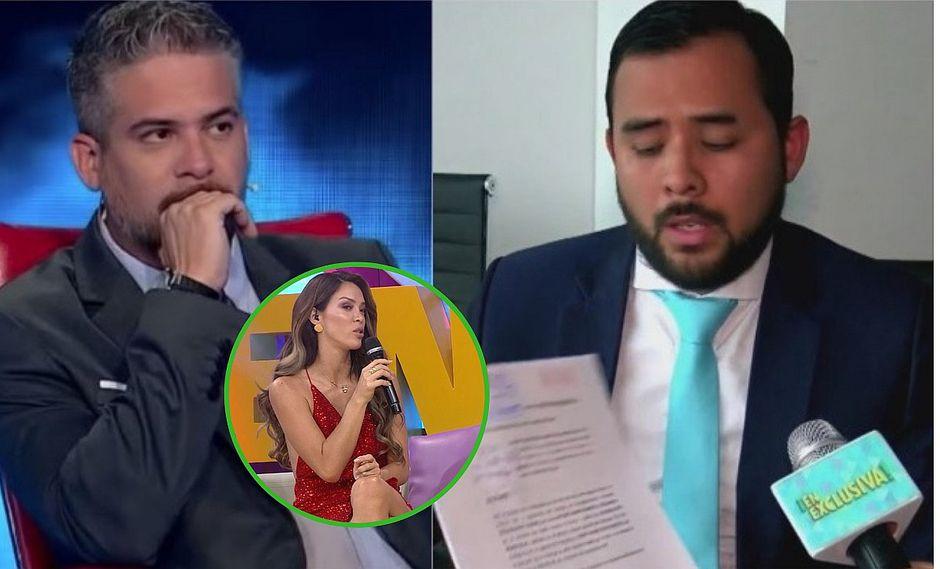 Sheyla Rojas: abogado demanda a Pedro Moral por medio millón de soles (VÍDEO)