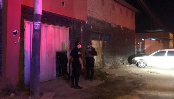 Piura: intervienen bar que atendía pese a estado de emergencia por el COVID-19 (Foto: Municipalidad de Sullana).