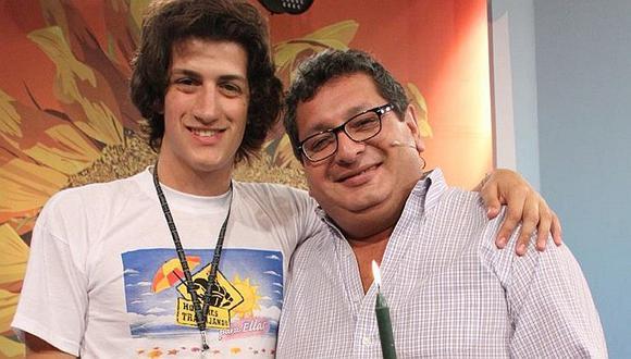 "Ricky Tosso: Stefano dice ""mi papá se fue feliz"""