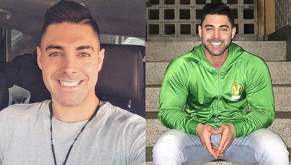 Sebastián Lizarzaburu: su hijita queda encantada con ternura de su padre
