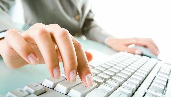 ¡Excelente! 5 tips para escribir más rápido y sin mirar las letras