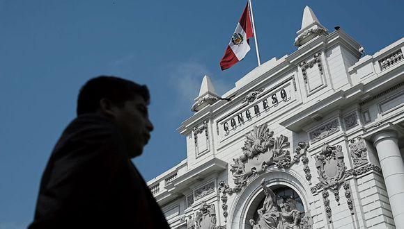 Propuesta legislativa establece reducción, de manera excepcional y temporal, las remuneraciones de los altos funcionarios públicos. (Foto: Anthony Niño de Guzmán / GEC)