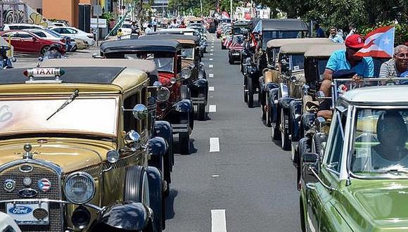 Guinness: tratarán otra vez de romper récord de autos en movimiento