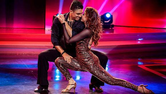 Milett Figueroa volvió por todo lo alto a los escenarios de 'El Gran Show' (FOTOS)