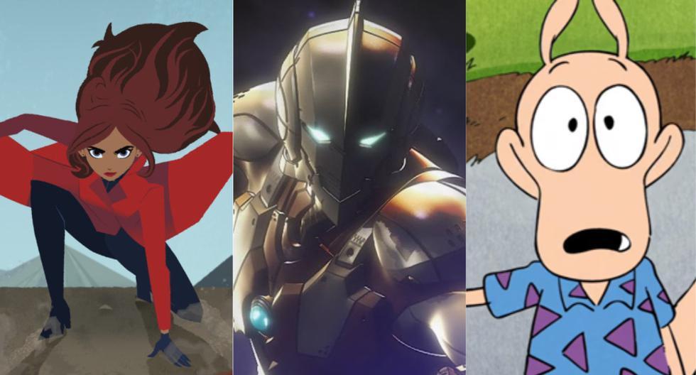 Estas son los remakes de Netflix de las series que más viste en tu infancia. (Foto: Composición con imágenes de Netflix)