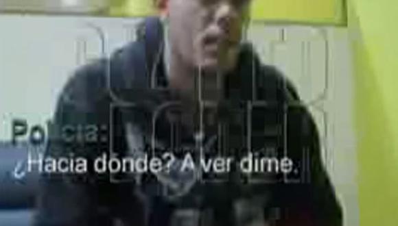 Video: Van der Sloot confesó asesinato de Stephany y ahora lo niega
