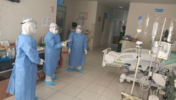 Aún se cuenta con camas para pacientes moderados, intermedios y leves. La gravedad se encuentra para los pacientes que requieren de una cama de la Unidad de Cuidados Intensivos (UCI) (Foto: Archivo GEC)