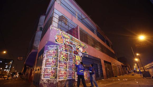 Municipalidad de Lima limpia el Centro Histórico