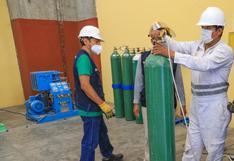 Distribuyen oxígeno medicinal gratuitamente para pacientes COVID-19 en Chimbote | VIDEO