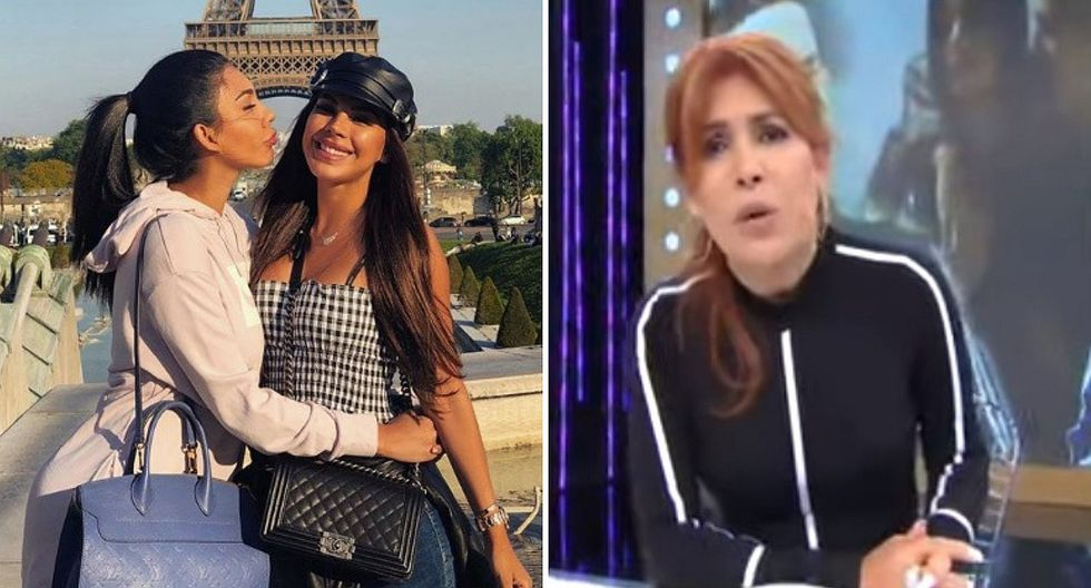 """Magaly Medina sobre las hermanas Valenzuela: """"son muñecas desechables para los millonarios""""│VIDEO"""