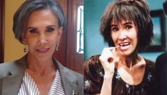 Florinda Meza envía mensaje de reflexión en medio de la pandemia del coronavirus. (Foto: @florindamezach1/Televisa).